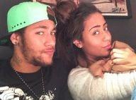 Irmã de Neymar, Rafaella Santos passa mal em visita ao craque na Granja Comary