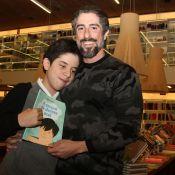 Marcos Mion se declara para filho portador de autismo: 'Orgulho imensurável'