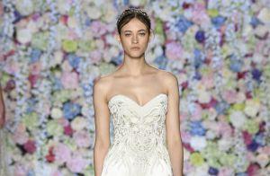 Plumas, balonê e transparência: veja 50 vestidos e inspire-se no mês das noivas