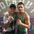 Daniel Rocha será Acelino Popó na série 'Irmãos Freitas'