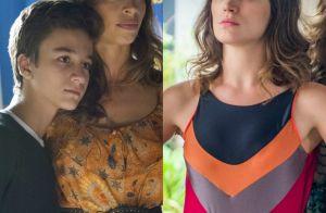 'O Outro Lado do Paraíso': Tomaz recusa morar com Clara. 'Minha mãe é Lívia!'