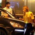 Anitta foi vista em jantar com marido, o empresário Thiago Magalhães