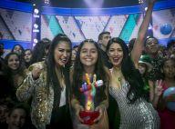 Choro, emoção e vitória de Eduarda Brasil marcam final do 'The Voice Kids'