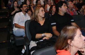 Atores fazem protesto contra fim do DRT. 'Não ao retrocesso', pede Gloria Pires