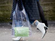 Olha essa! Grifes apostam em shopping bags de plástico
