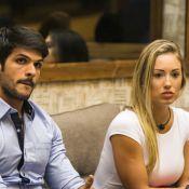 Ex-'BBB18' Jéssica lamenta fim do noivado de Lucas e Ana Lúcia: 'Não queria'