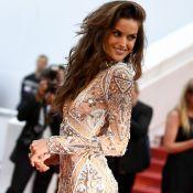 Fendas e decotes: relembre looks arrasadores de Izabel Goulart em Cannes