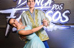 Mãe entrega namoro de Nicolas Prattes e bailarina do Faustão: 'Sogra feliz'