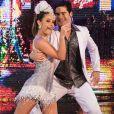 Nicolas Prattes, na ocasião, comentou o beijo dado na bailarina Mayara Araújo no 'Dança dos Famosos'