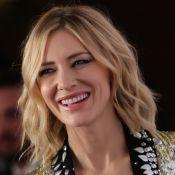 Mulher no comando! Cannes elege Cate Blanchett para presidir júri em 2018
