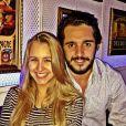 Carla Diaz está solteira desde o fim do namoro com o empresário Felipe Lombardi