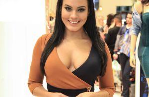 Leticia Lima preza por conforto em casa:'Fico sem roupa, com lingerie ou pijama'