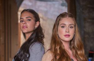'Deus Salve o Rei': Catarina incendeia casebre para matar Amália e Virgílio