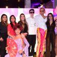 Além das três, Simony, Gretchen, Glória Groove, Simony, Lia Clark e Nani People apresentaram a primeira edição brasileira do Milkshake Festival, originado em Amsterdã, na Holanda