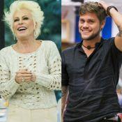 Ana Maria Braga alfineta lado mulherengo de ex-BBB Breno: 'Não gosta de repetir'
