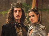 'Deus Salve o Rei': Lucrécia instiga Rodolfo para acabar casamento com Catarina