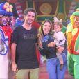 Rafa Brites é mãe do pequeno Rocco, do relacionamento com Felipe Andreoli