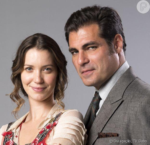Darcy (Thiago Lacerda) é rejeitado por Elisabeta (Nathalia Dill) ao ser pedida em casamento nos próximos capítulos da novela 'Orgulho e Paixão'