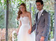 Marina Ruy Barbosa relembra casamento com Xande Negrão: 'Dia mais especial'