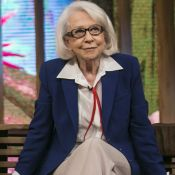 Fernanda Montenegro festeja rezadeira Mercedes em novela: 'Sempre fiz as ricas'