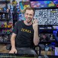 Após o 'BBB18', Tiago Leifert contou que vai voltar a gravar o programa Zero1