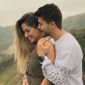 Mayra Cardi se declara a Arthur Aguiar ao comentar gravidez: 'Será o melhor pai'