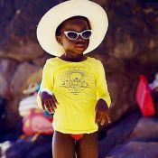 Filha de Giovanna Ewbank, Títi é elogiada por diretor de moda: 'Top model'