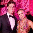 Isis Valverde pretende se casar com modelo André Resende em junho