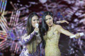 Simone pondera sobre shows sem irmã, Simaria, de repouso: 'Não está fácil'