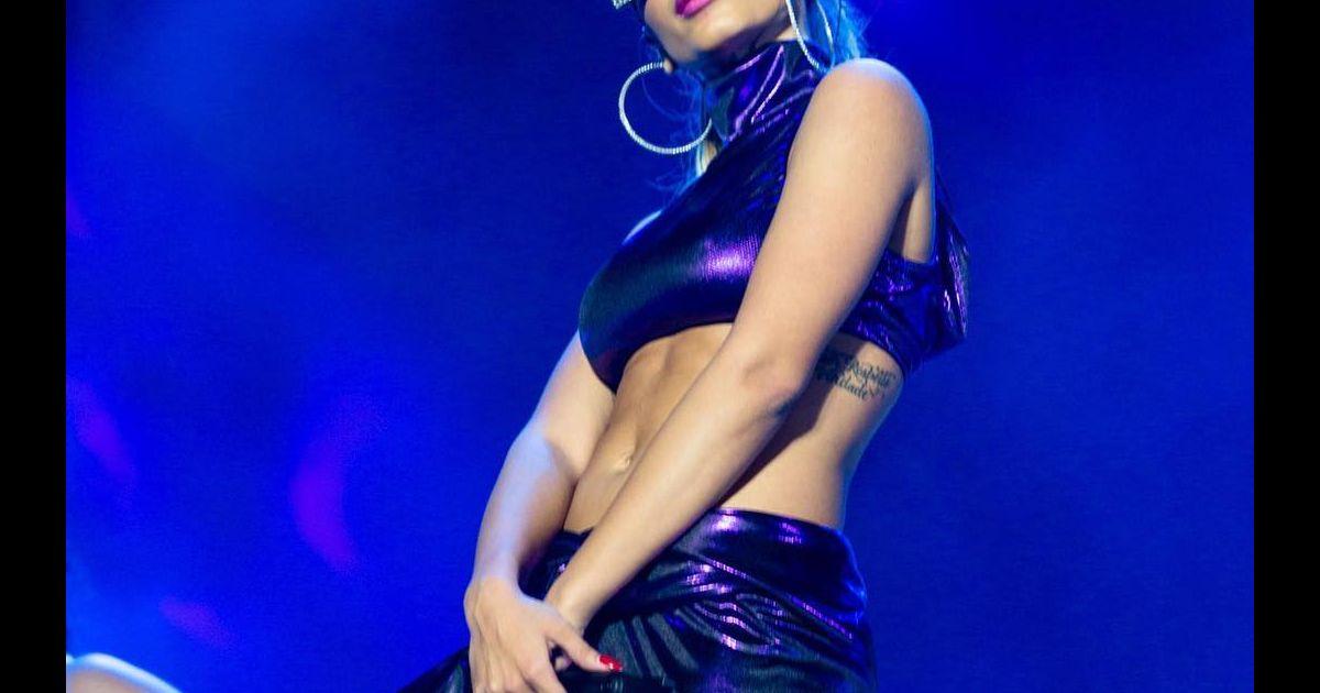 c8147283b04 Anitta comentou o nome de sua música com J Balvin e Jeon na publicação de  Britney Spears - Purepeople