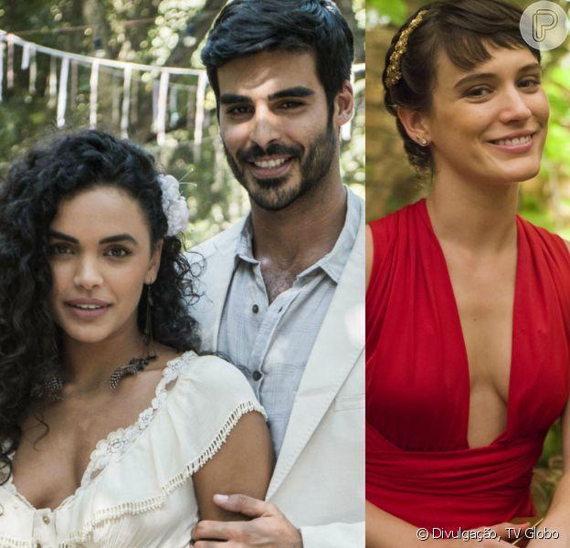 'O Outro Lado do Paraíso': Xodó e Cleo vão ajudar vingança de Clara a Sophia, como indica a atriz em entrevista publicada no Purepeople nesta quarta-feira, dia 25 de abril de 2018