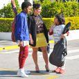 Diana (Camilla Camargo) embarca com Miguel (Pedro Miranda) e Zeca (Jean Paulo Campos) para São Paulo, onde irão participar de um programa de televisão, no capítulo que vai ao ar segunda-feira, dia 30 de abril de 2018, na novela 'Carinha de Anjo'