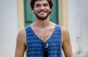Emilio Dantas temeu adotar luzes no cabelo para novela: 'Fiquei preocupado'