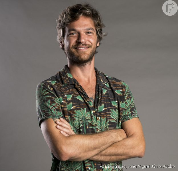 Emilio Dantas mudou o visual para 'Segundo Sol', próxima novela das nove
