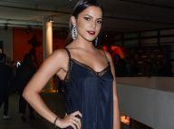 Emilly Araújo aposta em tendência de slip dress para o SPFW. Veja fotos!