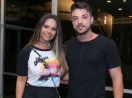 Viviane Araujo rompe namoro com Klaus Barros 1 mês após assumir relação