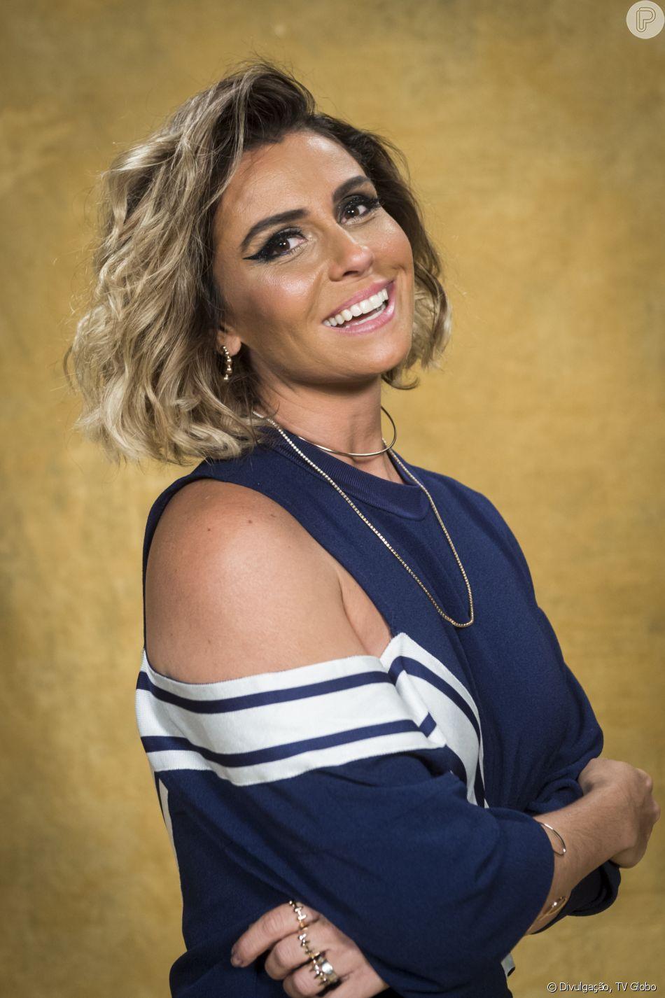 2074d39a5 Giovanna Antonelli cantará na novela  Segundo Sol    Já fiz aulas de ...