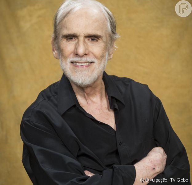 Francisco Cuoco disse que está solteiro aos 84 anos
