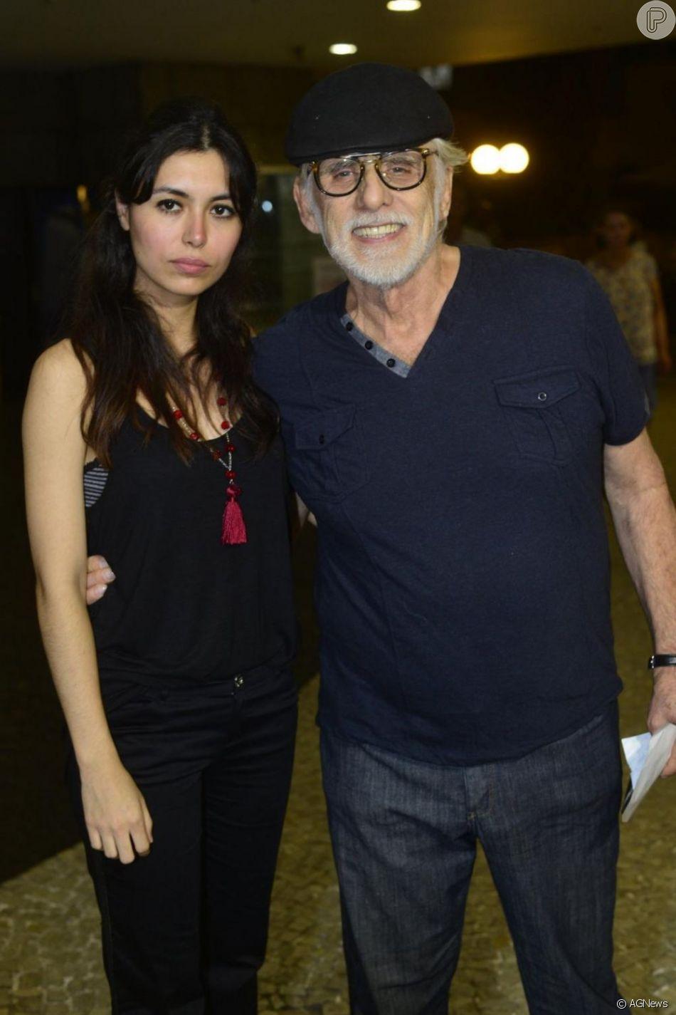 Francisco Cuoco e a estilista Thais Almeida namoraram por cinco anos