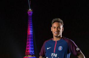 Neymar tem 'excelente recuperação' e já não precisa ficar com pé imobilizado