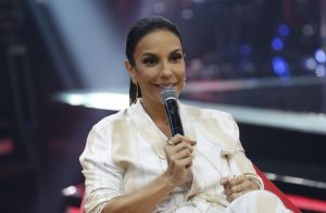 Ivete Sangalo cita diferença entre filhas: 'Helena é da pá virada. Marina é paz'