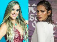 Ex-BBB Patrícia encontra Bruna Marquezine e elogia atriz: 'Linda e atenciosa'