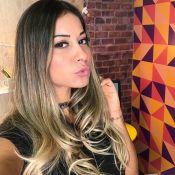 Mayra Cardi adota dieta crudívora na gravidez: 'Só come alimentos vivos'