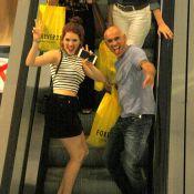 Dia de compras! Ana Clara, do 'BBB18', curte passeio em família: 'Foi topíssimo'