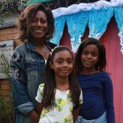 Glória Maria entrega paixão das filhas, Maria e Laura, por Anitta: 'Maiores fãs'