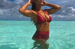 Nova lua de mel! Juliana Paes viaja para Maldivas com marido: 'Só amor'. Fotos!