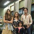 Sophia (Marieta Severo) renegou Estela (Juliana Caldas), sua filha com nanismo na novela 'O Outro Lado do Paraíso'
