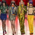 Prada apresenta sua coleção Resort 2019 pela estilista Miuccia Prada, em Nova York, nos Estados Unidos