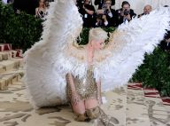 De look Versace, Katy Perry surge de anjo no Met Gala 2018: 'Me sinto celestial'