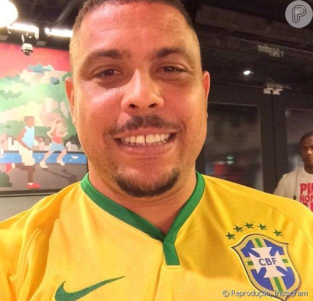 Ronaldo teme partida entre Brasil e Colômbia nas quartas de final da Copa do Mundo, em 4 de julho de 2014